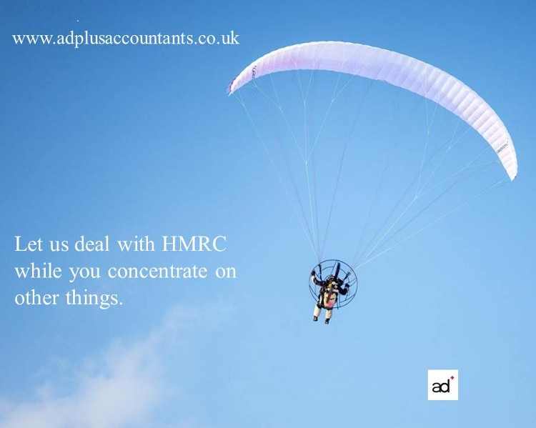Let us deal with HMRC while you concentrate on other things.