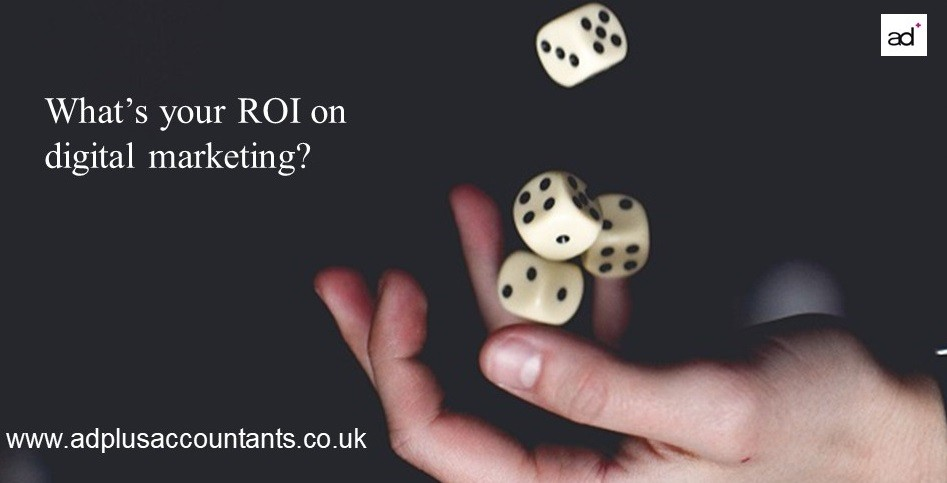 What's your ROI on digital marketing?