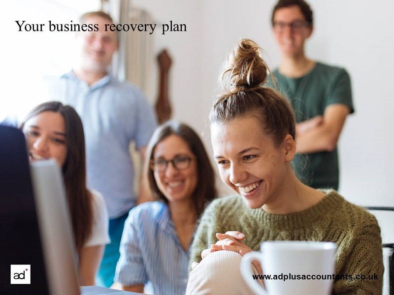 ad+ can help to create a financial recovery plan for your business.