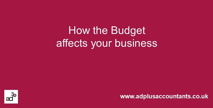 ad+ highlights business issues in Budget